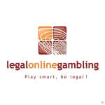 Logo Legal Online Gambling
